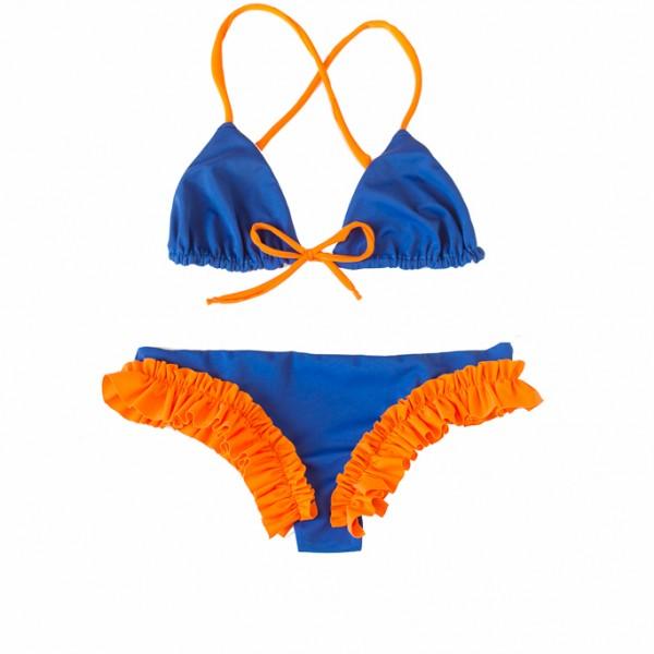 Mango blu-arancio